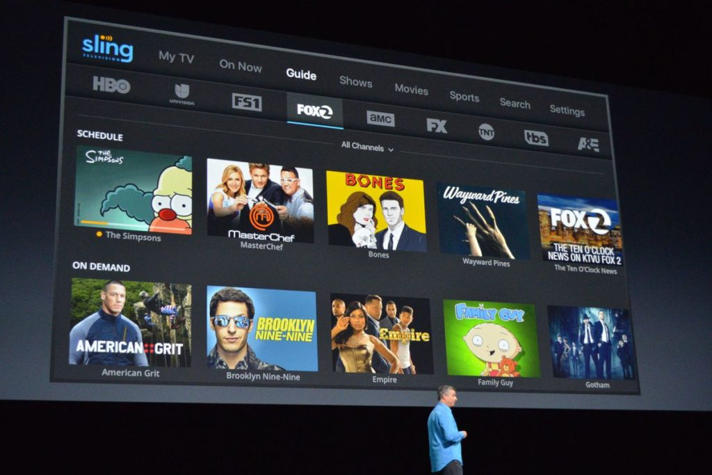 SlingTV alternative