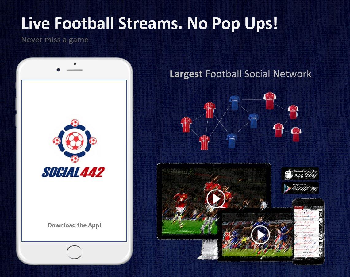 Social442 stream