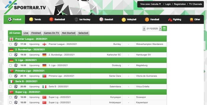 SportRar TV